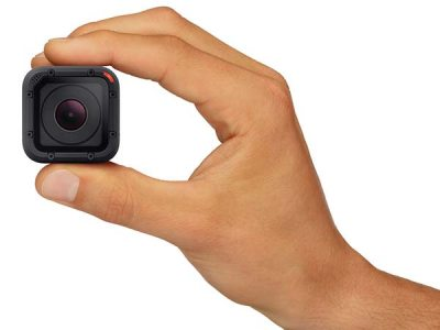 GoPro Hero4 Session : l'action-cam miniature
