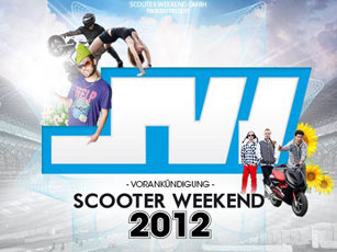 Scooter Weekend 2012, début juillet au Nürburgring