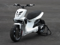 Avatar du MBK Stunt White Out