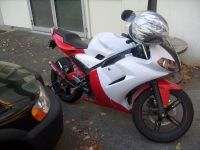 Avatar du Yamaha TZR 50 White And Red