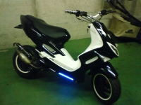Avatar du Peugeot Speedfight 1 Polini Evolution