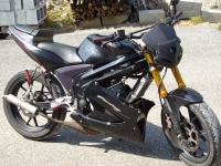 Avatar du Rieju RS2 50 Matrix Street Black Malossi