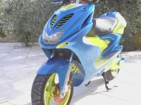 Avatar du MBK Nitro Nitro Blue & Yellow