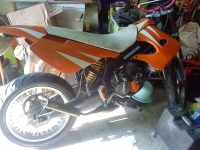 Derbi Senda SM DRD X-Treme Orange And White` (perso-14018-10_06_03_22_25_50)