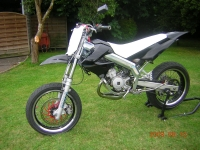Avatar du Derbi Senda SM DRD Racing Black & White