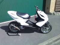 Avatar du Yamaha Aerox R White Big Bore