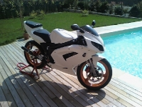 Avatar du Rieju RS2 50 Matrix Blanc And Repsol