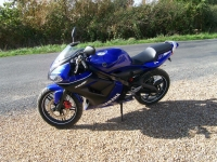 Avatar du Yamaha TZR 50 Blue White Stripe