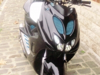 Avatar du MBK Nitro Naked Black And Blue