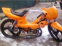 Avatar du MBK 51 Magnum Racing Orange