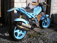 Avatar du Suzuki Street Magic Street Blue