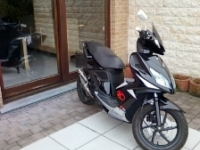 Avatar du Kymco Super 8 50 2T Black & White