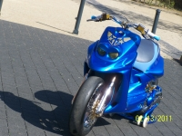 Avatar du MBK Booster Rocket Custom Blue
