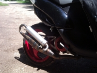 Avatar du Gilera Stalker Black N' Red