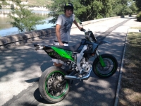 Avatar du Derbi Senda SM DRD Pro Full Monster Energy