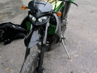 Avatar du Yamaha DT 50 X Black And Green DT'