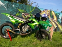 Avatar du Derbi Senda SM DRD X-Treme Green Flash
