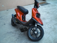 MBK Booster Spirit Orange & Black (perso-17984-10_10_20_20_38_41)
