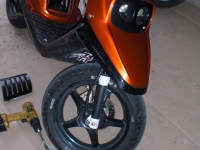 MBK Booster Spirit Orange & Black (perso-17984-10_10_20_20_40_21)