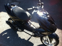 Avatar du MBK Nitro Naked Black & Chrome