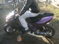 Avatar du MBK Nitro Purple And Black