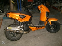 Avatar du Yamaha Slider Naked all Orange
