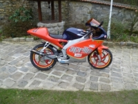 Avatar du Aprilia RS 50 Red Pulse
