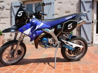 Avatar du Yamaha DT 50 X Cross Machine