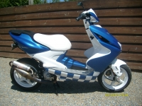 Avatar du MBK Nitro Blue And White