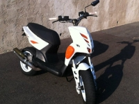 MBK Stunt Naked White&Orange (perso-19323-ce0a8d53)