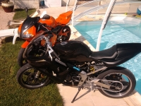 Yamaha TZR 50 Orange And Black (perso-19506-42630d4f)