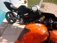 Yamaha TZR 50 Orange And Black (perso-19506-584068bc)