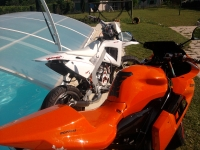Yamaha TZR 50 Orange And Black (perso-19506-981475c7)