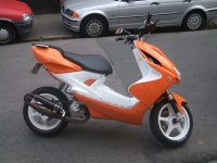 Avatar du Yamaha Aerox R Orange Baltimore