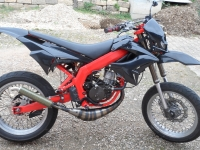 Derbi Senda SM X-Race Red And Black (perso-19666-016ae6e0)