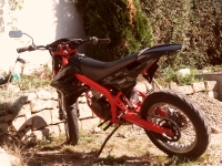 Derbi Senda SM X-Race Red And Black (perso-19666-6fc9b093)