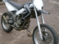 Derbi Senda R X-Race Black & White (perso-19734-9d9d34c6)