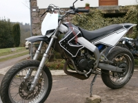 Avatar du Derbi Senda R X-Race Black & White
