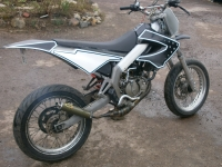 Derbi Senda R X-Race Black & White (perso-19734-dc15a161)