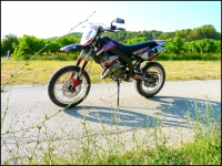 Derbi Senda SM X-Race Ams Oil Fox Racing (perso-20025-0dd26dbe)
