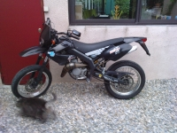 Derbi Senda SM X-Race Ams Oil Fox Racing (perso-20025-1f1141b0)