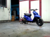 MBK Booster Spirit 2004 Illegal Street Racing (perso-20087-033fabf9)