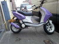 Avatar du Keeway F-Act 50 White & Purple