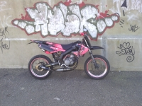 Avatar du Derbi Senda R X-Race Full Pink