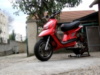 MBK Booster Spirit 12 Naked Rouge Candy 70 Corsa (perso-20364-93d258ca)
