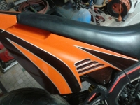 Gilera SMT 50 Orange Hell (perso-20369-47248aab)