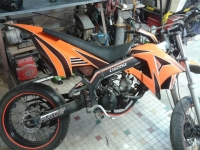 Avatar du Gilera SMT 50 Orange Hell