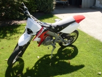 Gilera SMT 50 White And Red Bull (perso-20553-fb126d8b)