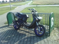 Yamaha Neo's LC Black And Purple (perso-20643-110e9f94)