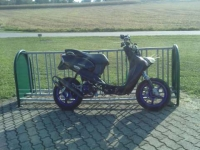 Yamaha Neo's LC Black And Purple (perso-20643-ec042b1a)